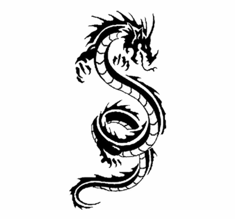 Dragon Tattoos Png Transparent Images.