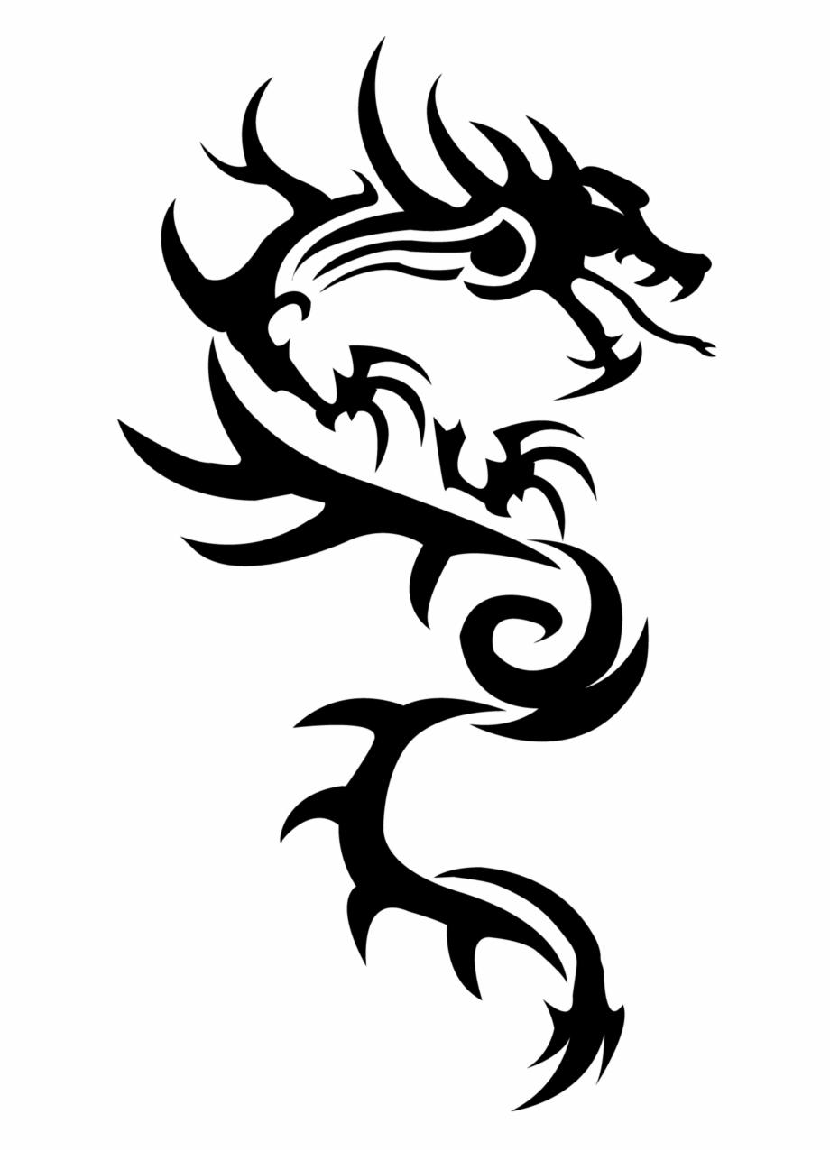Dragon Tattoos Png File.