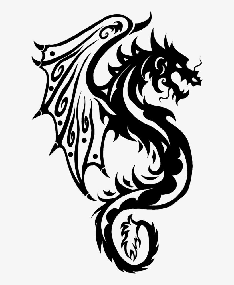 Dragon Tattoos Png.