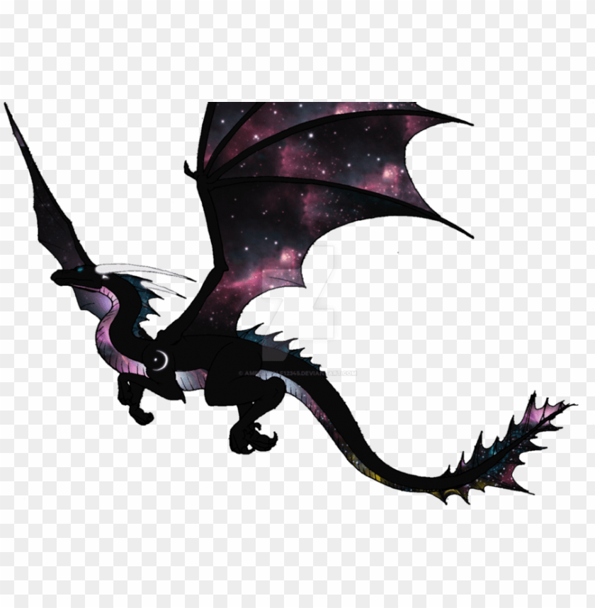alaxy dragon transparent clipart dragon drawing.