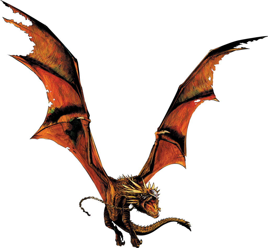 Dragon PNG Transparent Images.