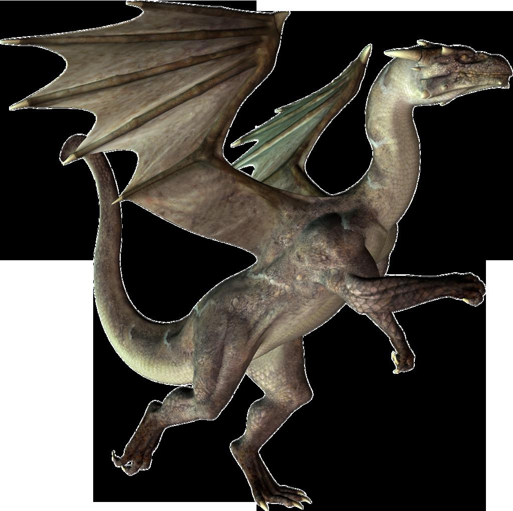 3D Dragon Clipart.