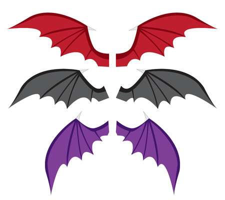 Dragon wings clipart 2 » Clipart Station.