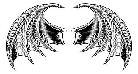 10,052 Dragon Wings Cliparts, Stock Vector And Royalty Free Dragon.