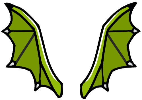 Cartoon dragon wings clipart images gallery for free download.