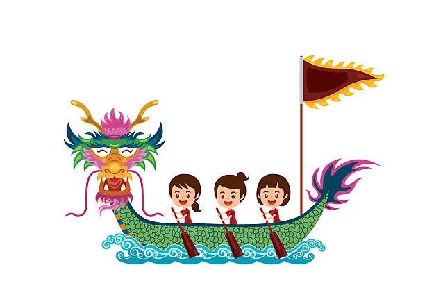 Dragon boat clipart 1 » Clipart Station.