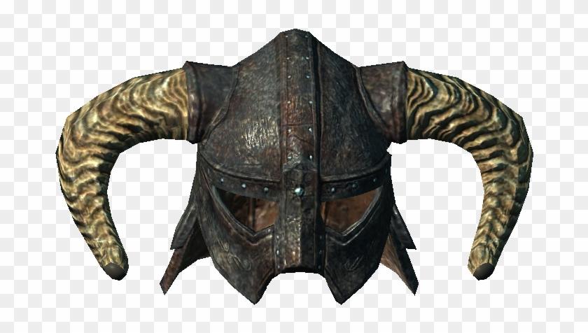 Dragonborn Helmet Png.