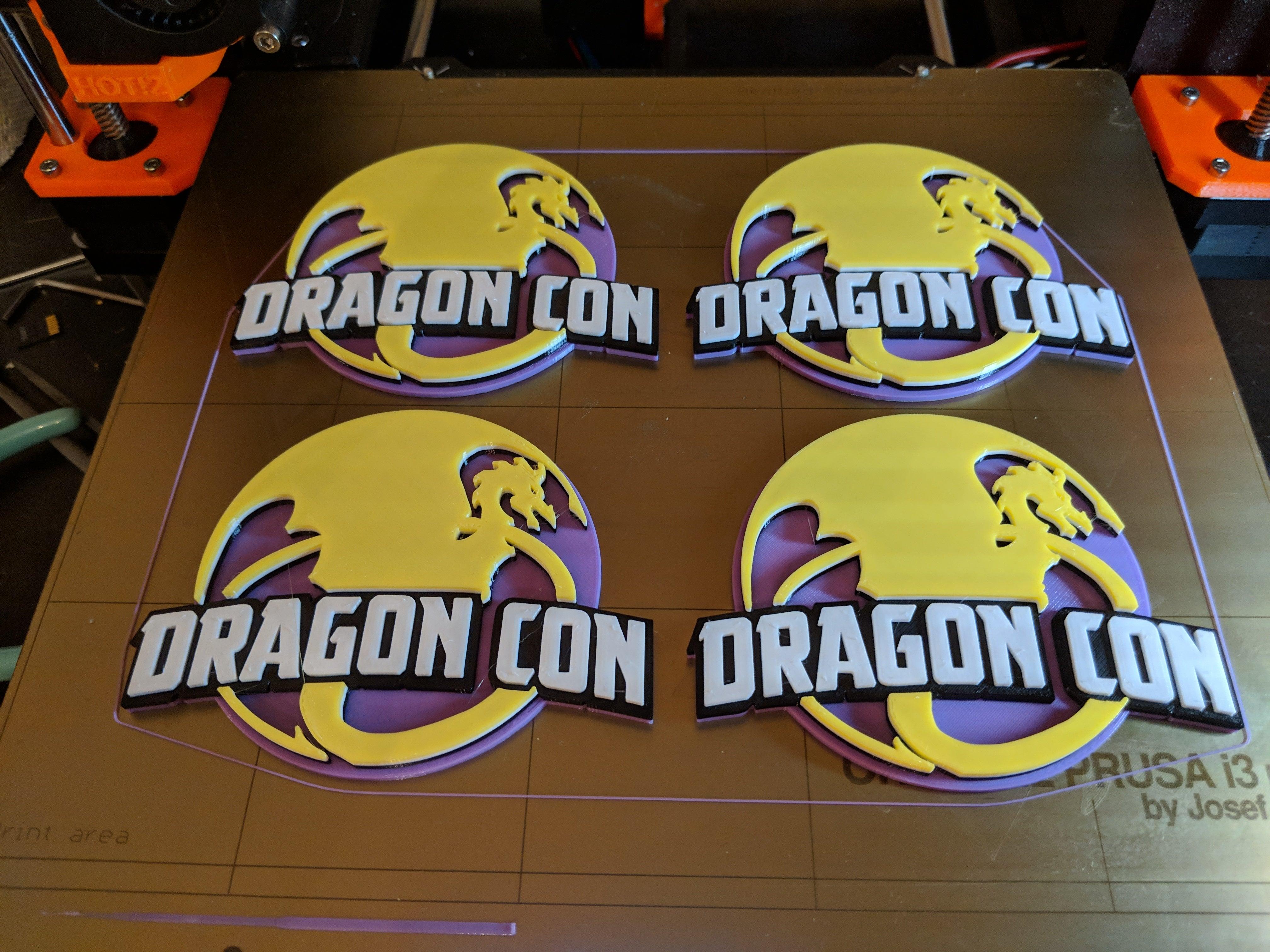 DragonCon Logo by brandonmiller355.