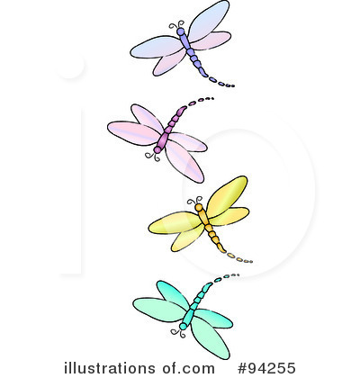 Dragonfly Clipart #94255.