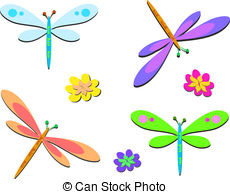 Dragonfly Stock Illustrations. 9,091 Dragonfly clip art images and.