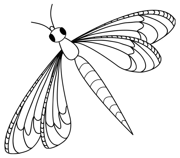 Free Black Dragonfly Cliparts, Download Free Clip Art, Free Clip Art.