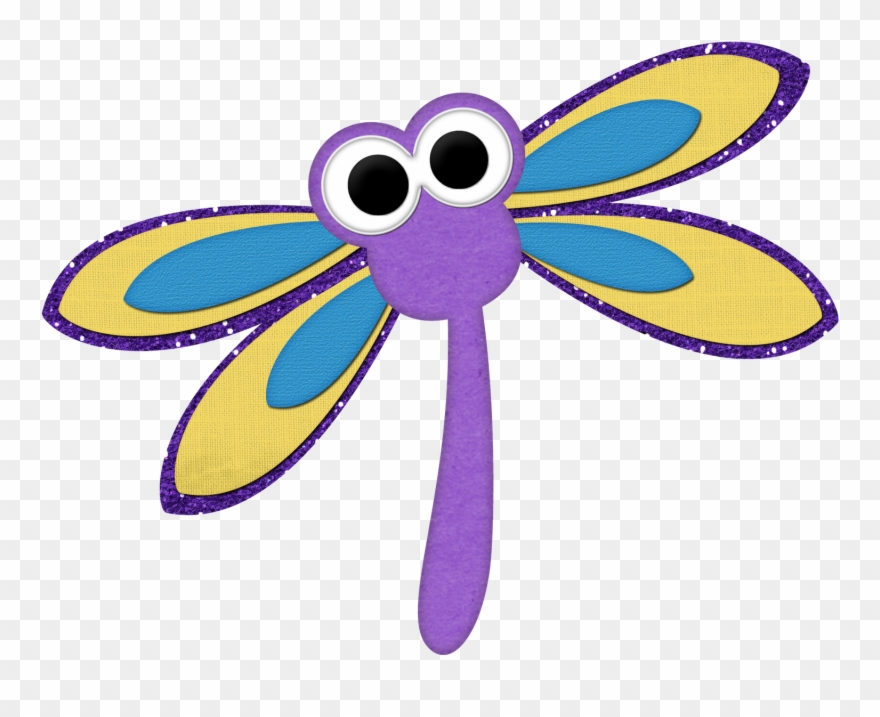 Dragonfly Clipart Cartoon Free Collection Download.