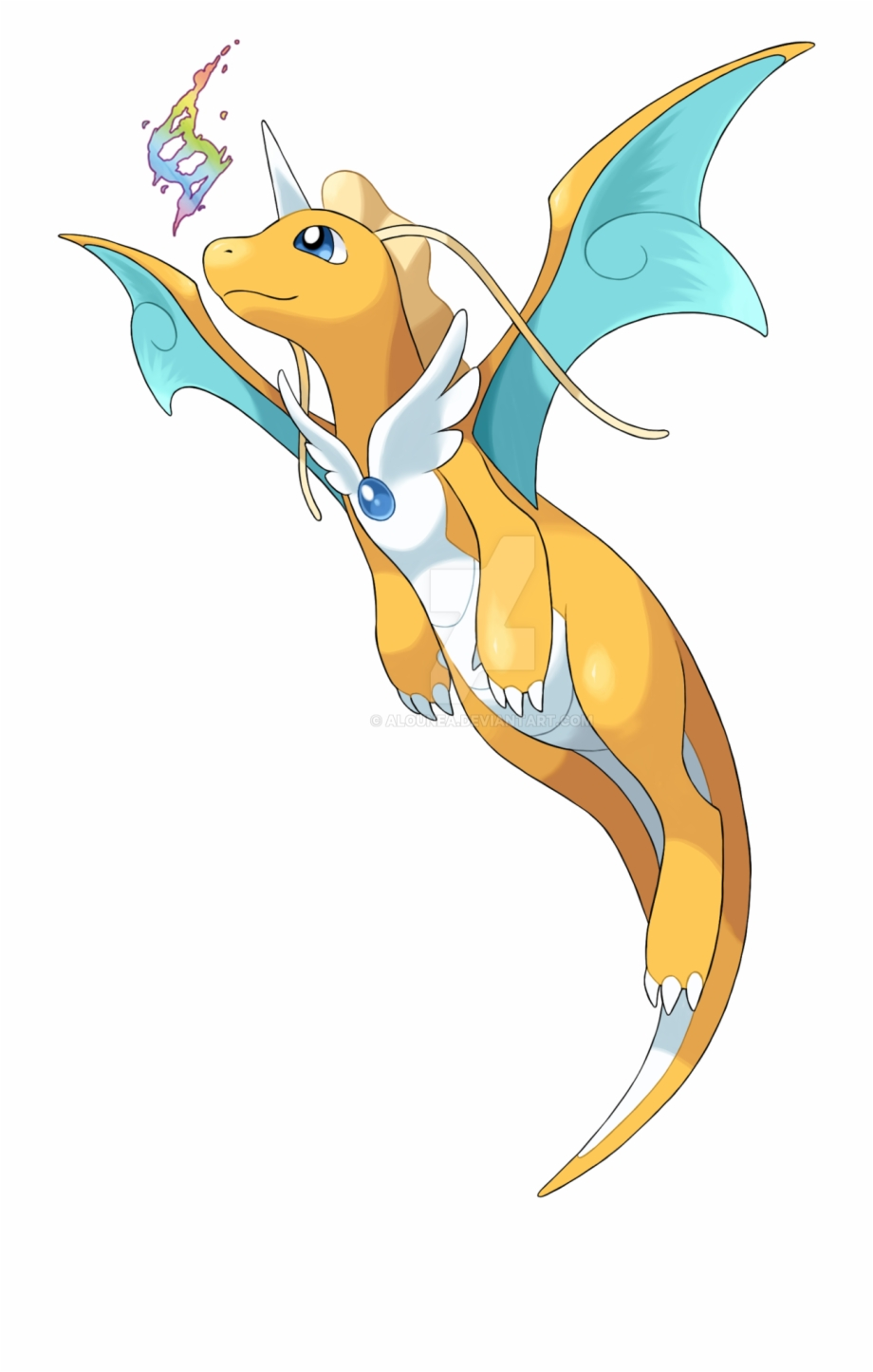 Mega Dragonite , Png Download.