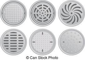 Manhole Illustrations and Clipart. 350 Manhole royalty free.