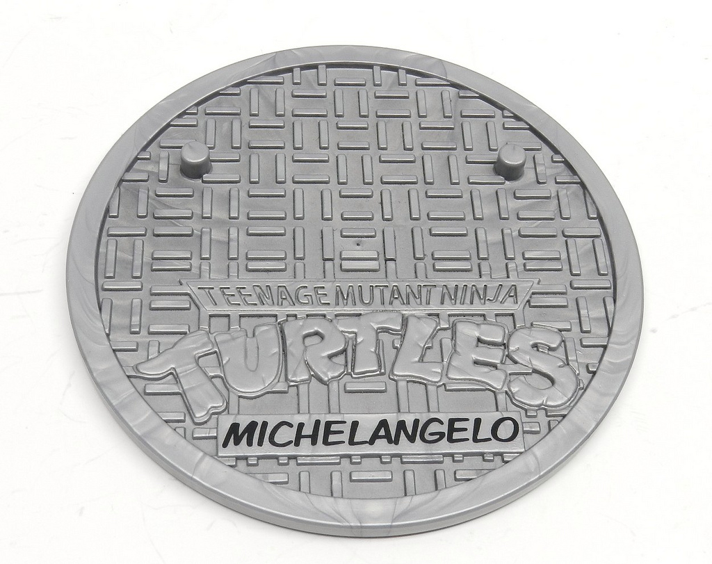 Sewer Lid Clipart.