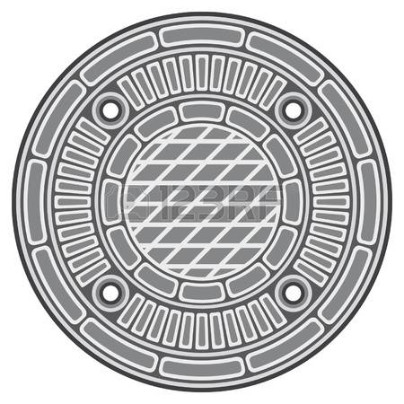 364 Manhole Cliparts, Stock Vector And Royalty Free Manhole.