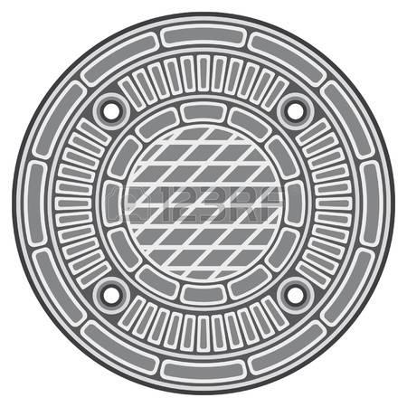364 Manhole Cliparts, Stock Vector And Royalty Free Manhole.