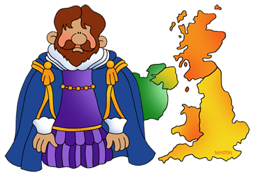 Free Sir Francis Drake Clip Art by Phillip Martin.