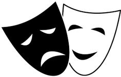 Collection of free Bipolarity clipart drama symbol. Download.