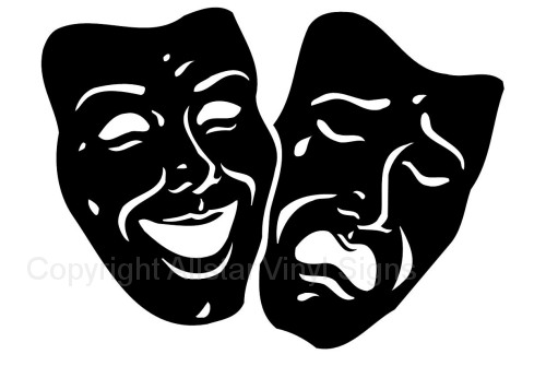 Free Drama Masks, Download Free Clip Art, Free Clip Art on.