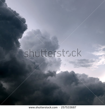 Storm Clouds Stock Photos, Royalty.