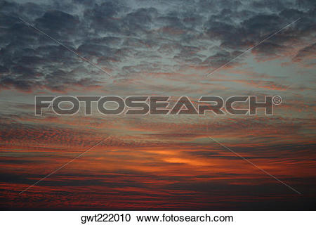 Stock Photography of Low angle view of the dramatic sky.