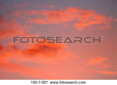 Picture of , Dramatic, Sky, Backgrounds, Skies, Cloud, Sunset 155.