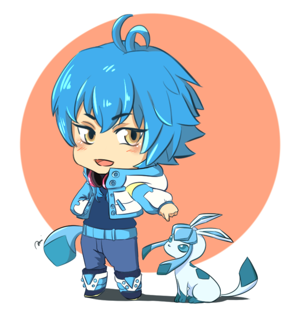 Dramatical Murder meets Pokemon by AgentKnopf on DeviantArt.
