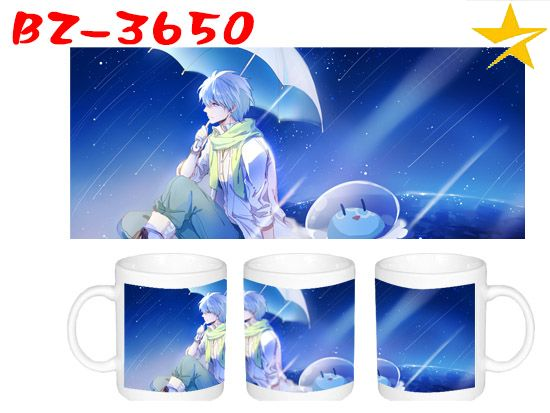 Dramatical Murder Anime Clear Cup,Dramatical Murder,Household,Cup.