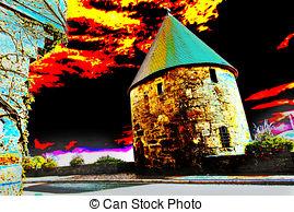 Dramatic sky Stock Illustrations. 4,062 Dramatic sky clip art.