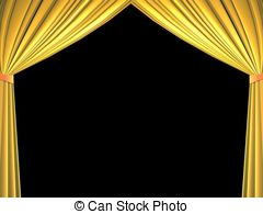 Draped curtains Stock Illustrations. 4,104 Draped curtains clip.