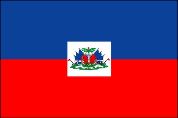Haiti Flag Clipart.