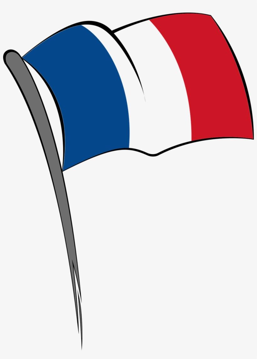 France, Flag, France, Blue White Red, Striped.
