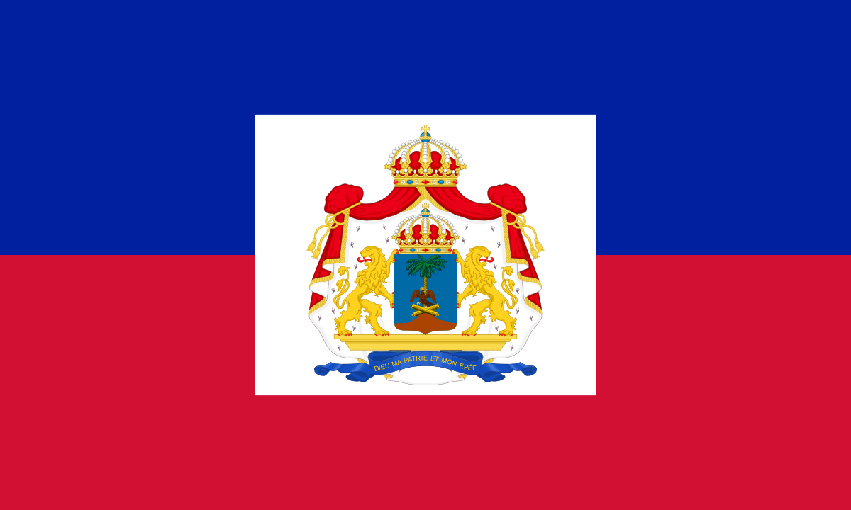 Second Empire of Haiti.