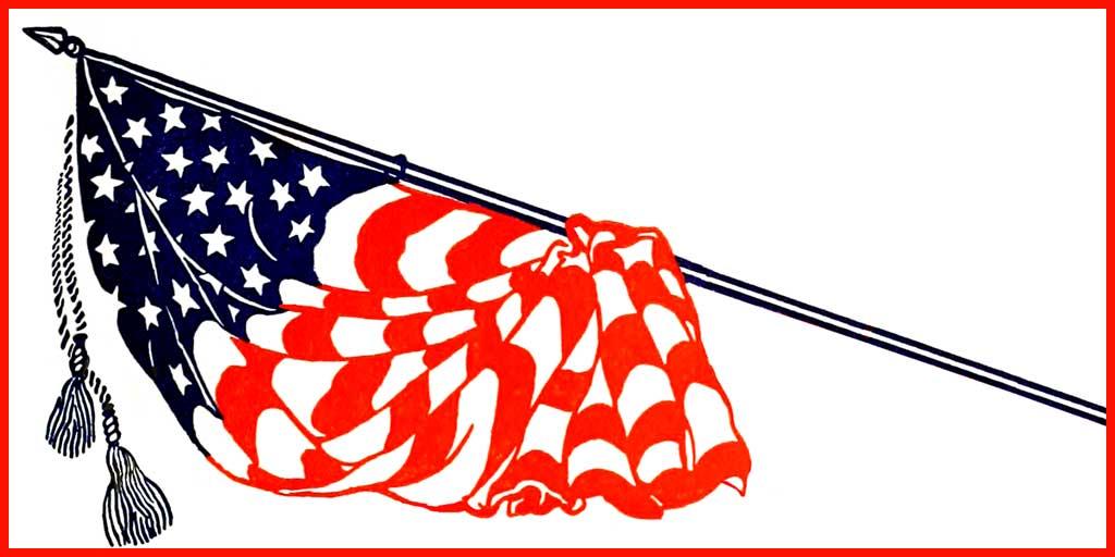 Flag Clipart ~ Karen\'s Whimsy.