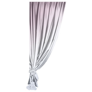 Clipart Curtains, blinds and drapes on a transparent background.