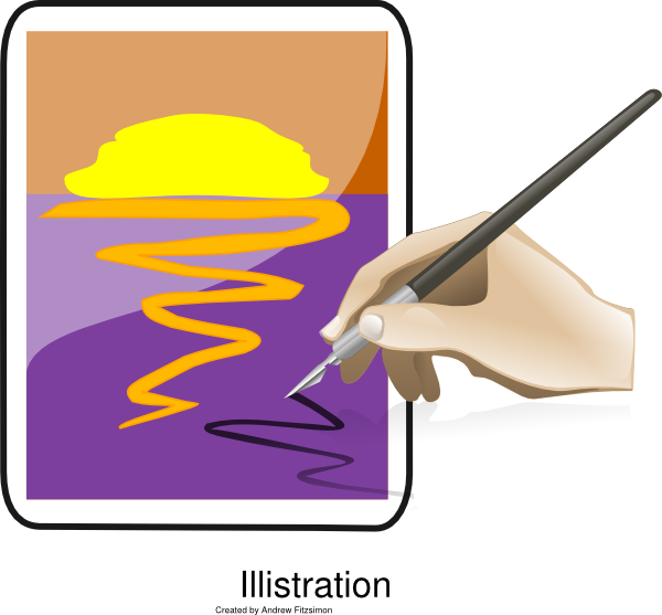 Draw Clip Art at Clker.com.