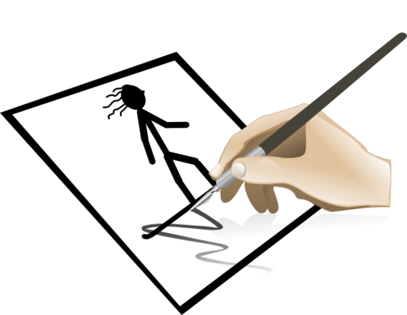 Draw clipart online.