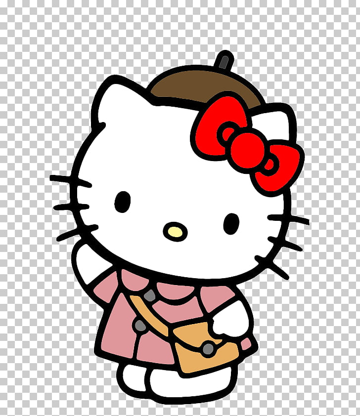 Hello Kitty Online Drawing Coloring book, hello PNG clipart.