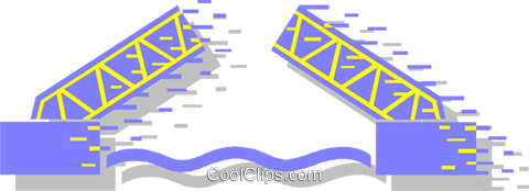 Drawbridge clipart #18