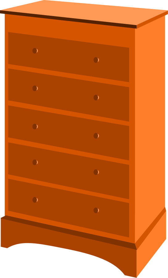 Drawer Clipart.