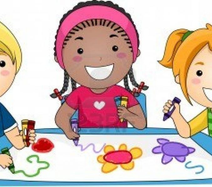 Child drawing clipart 3 » Clipart Station.