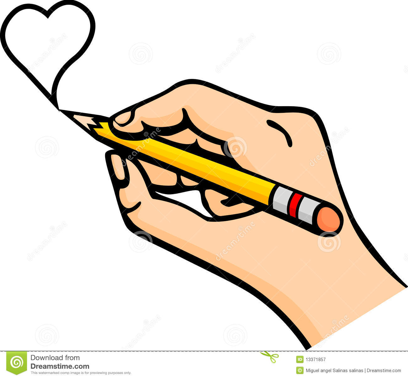Hand Drawing Clipart.