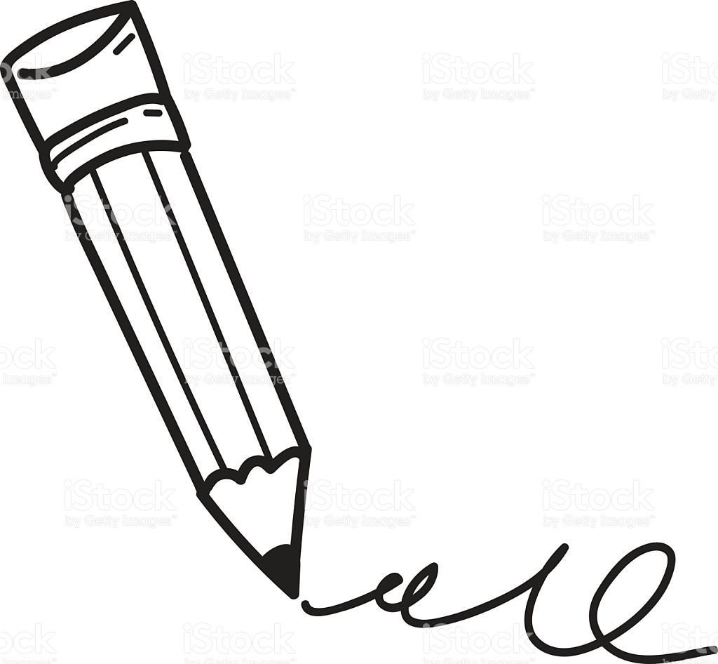 Pencil Drawing Clipart at PaintingValley.com.