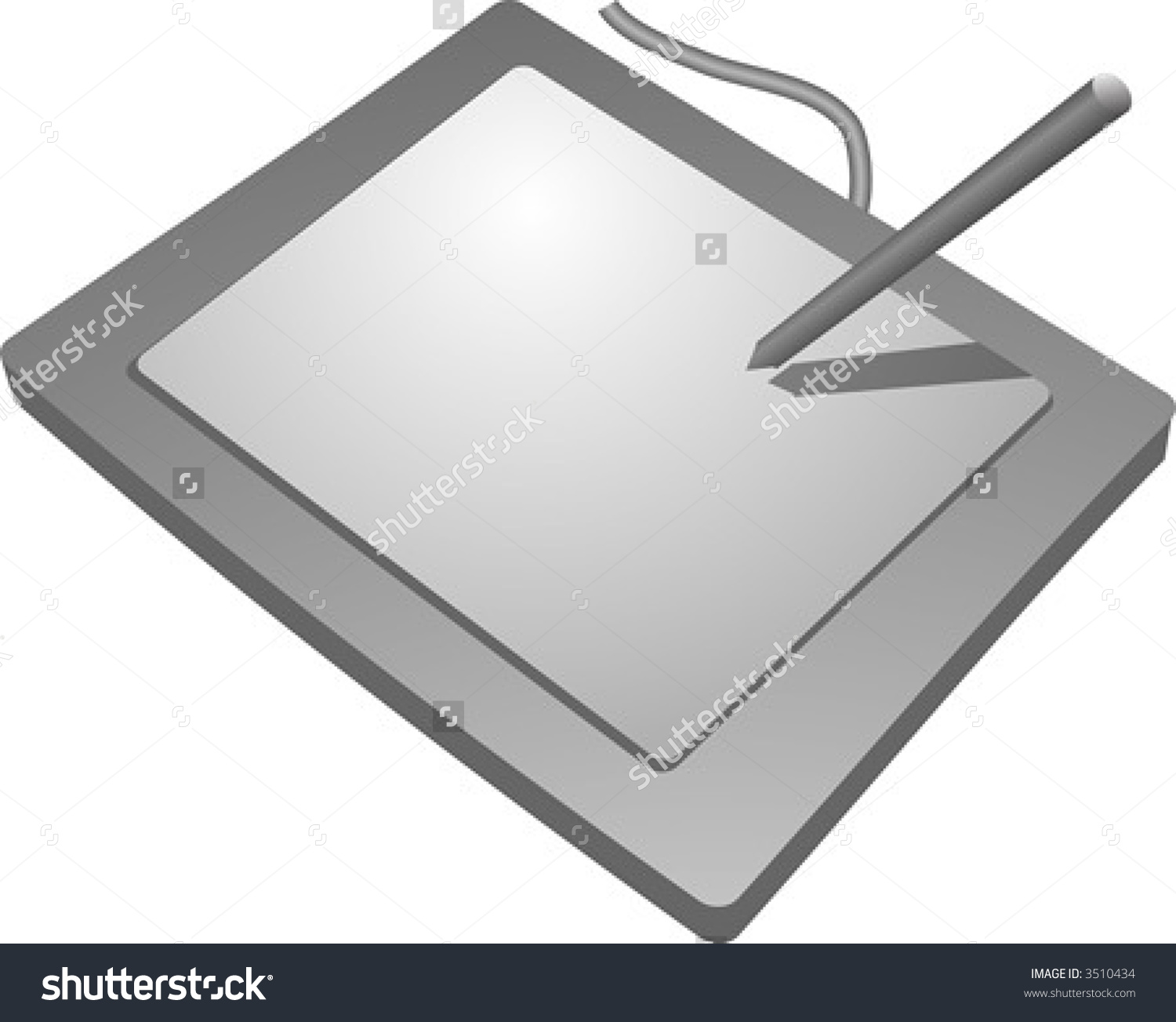 Clip Art Drawing Pad.