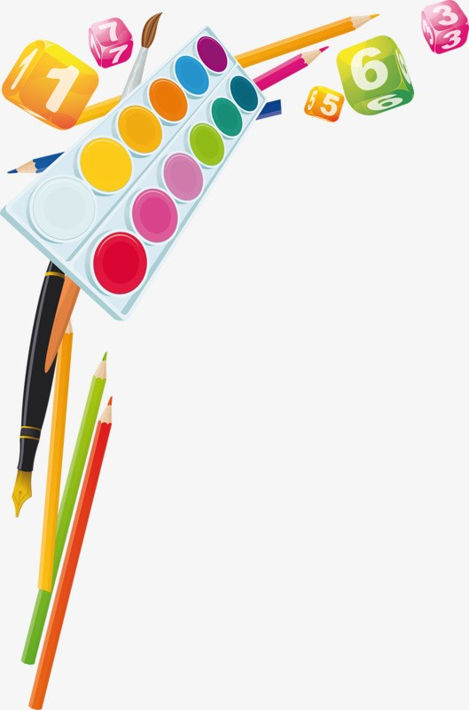 Drawing tools clipart 4 » Clipart Portal.