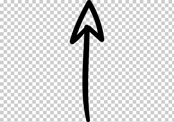 Computer Icons Arrow Drawing , hand drawn arrow PNG clipart.