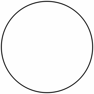 Circle Svg Drawn.