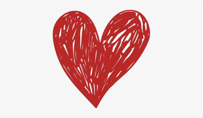Pin Hand Drawn Heart Clipart Free.