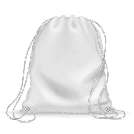 123 Drawstring Bag Stock Vector Illustration And Royalty Free.
